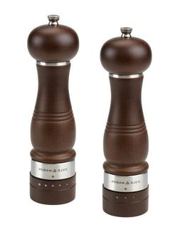 New Cole & Mason Ardingly Forest Salt And Pepper Wooden Mill