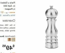 Peugeot Paris u'Select Collection Chef Stainless Steel 7 in
